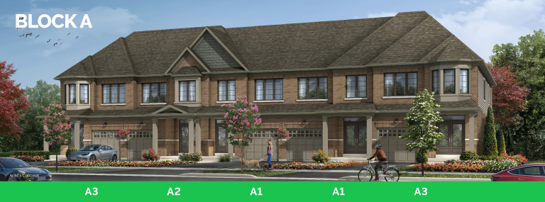 Deerpath Townhome Block A