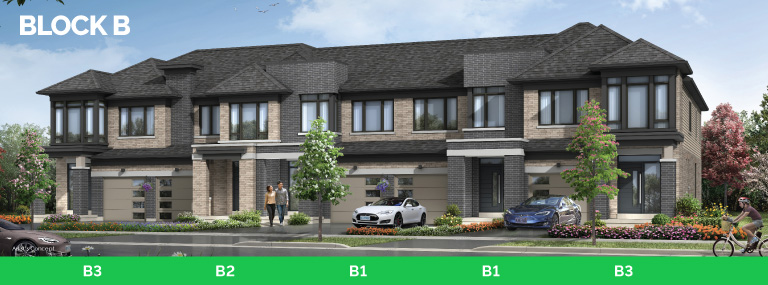 Deerpath Townhome Block B